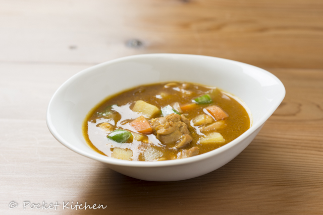 さらさらスープカレー